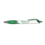 *CLOSE OUT SPECIAL* Catalina - Retractable Ball Point Pen with Rubber Grip