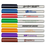 Fine Point Wet Erase Markers - USA Made