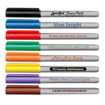Fine Tip Pocket Permanent Markers - USA Made