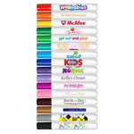 *Washable Marker - USA Made - Full Color Decal