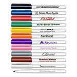 Fine Point Dry Erase Markers - USA Made