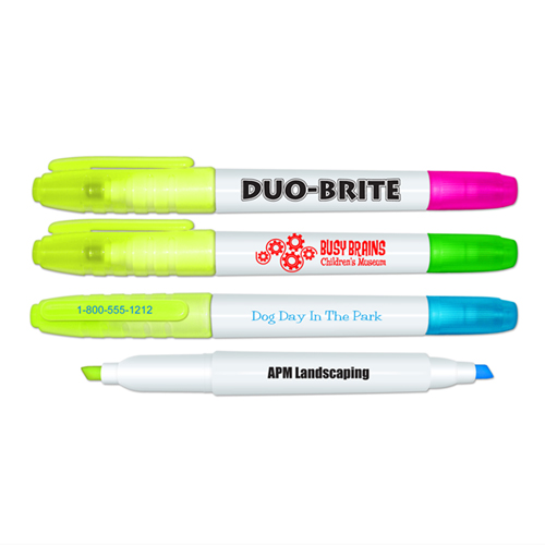 Duo-Brite - Double Ended Highlighter