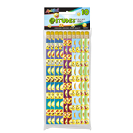 @iTUDES 10 Pk Emoji Silly Face #2 Fashion Pencils with Eraser