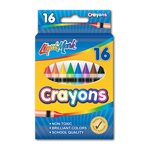 Set of 16 Crayons