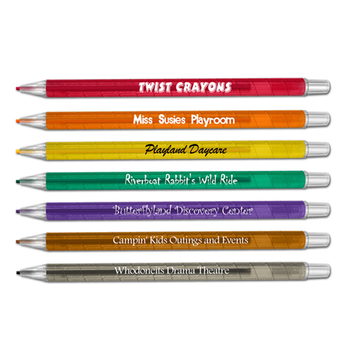 *CLOSE OUT SPECIAL* Twist Crayons
