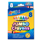 Set of 8 Jumbo Crayons