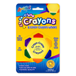 Single Pack Crayo-Craze® 6 Color Crayon Wheel