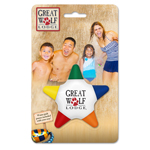 Crayo-Star™ 5 Color Crayon Star - Custom Printed Blister Card