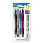 Set of 4 iWriter®  Silhouette - Ball Point Pen with Stylus