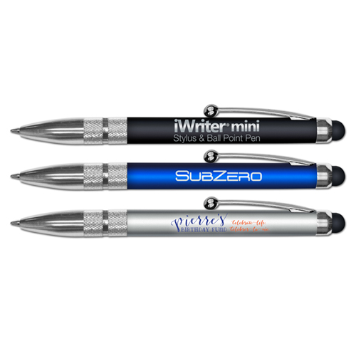iWriter® Mini - Stylus & Retractable Ball Point Pen